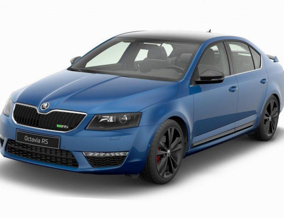 Octavia A7 RS Combi Skoda reviews 2010