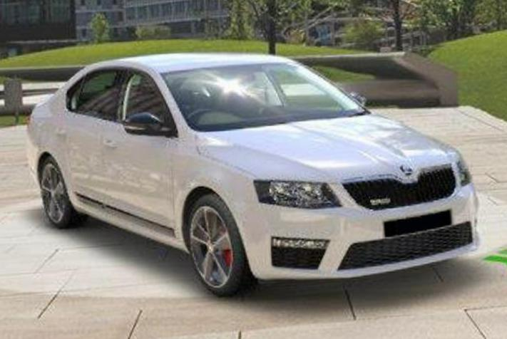 skoda octavia a7 rs combi photos and specs. photo: skoda octavia a7