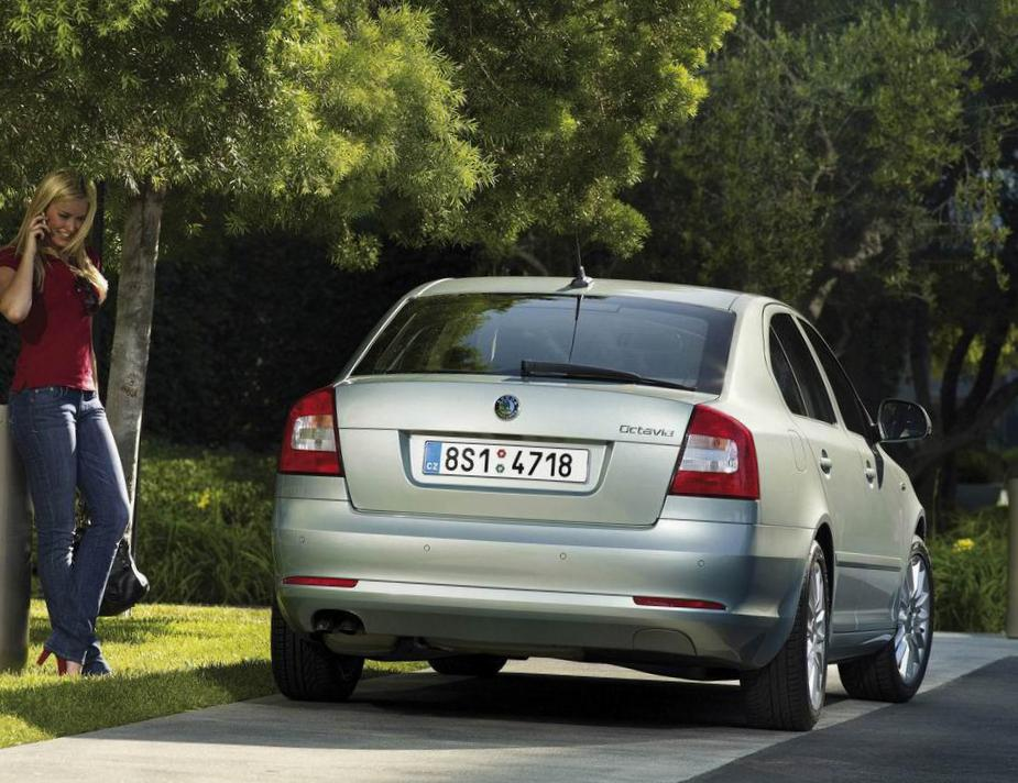 Skoda Octavia A5 Combi prices wagon