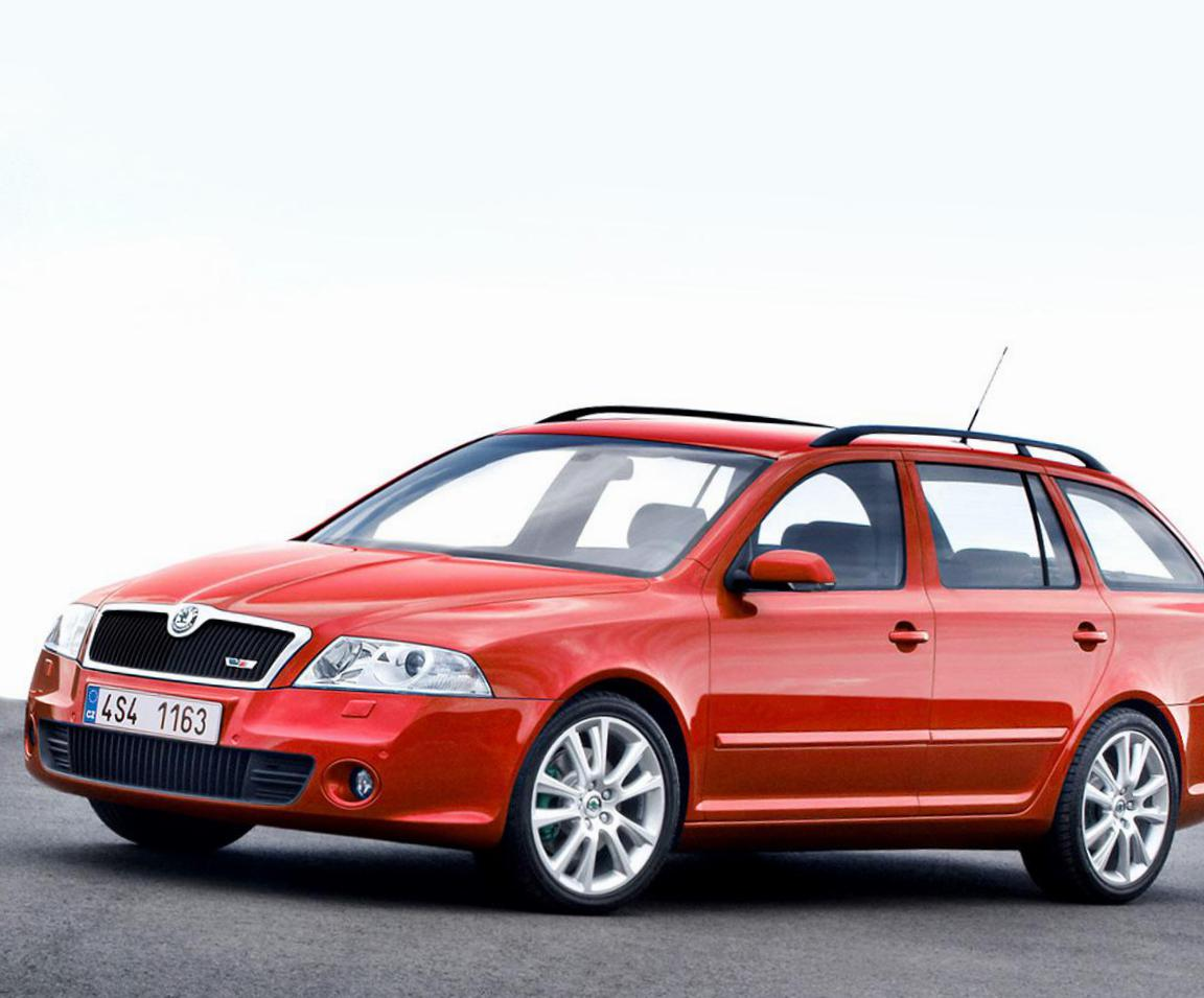 Skoda Octavia A5 RS for sale hatchback