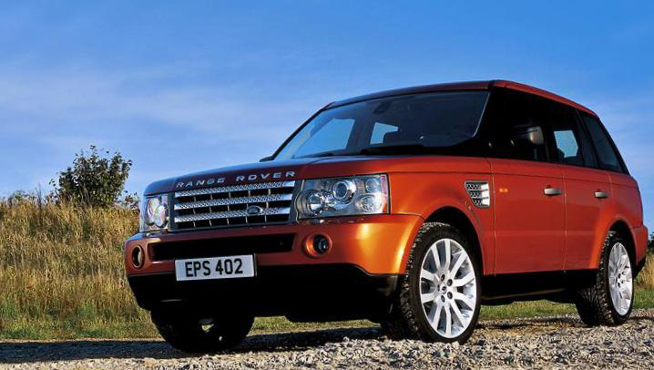 Range Rover Sport Land Rover new 2009
