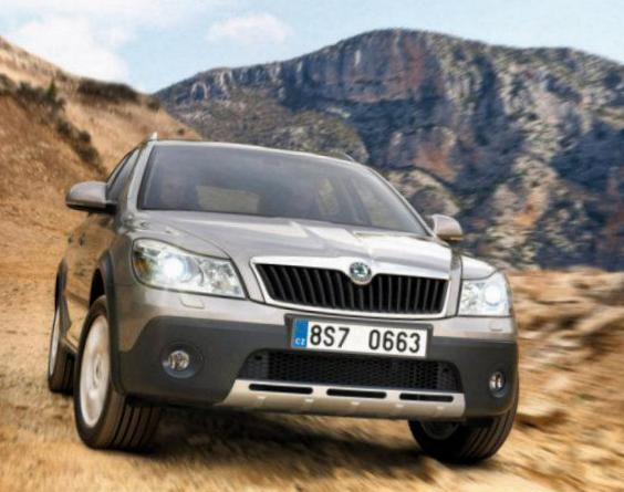 Octavia A5 Scout Skoda review wagon
