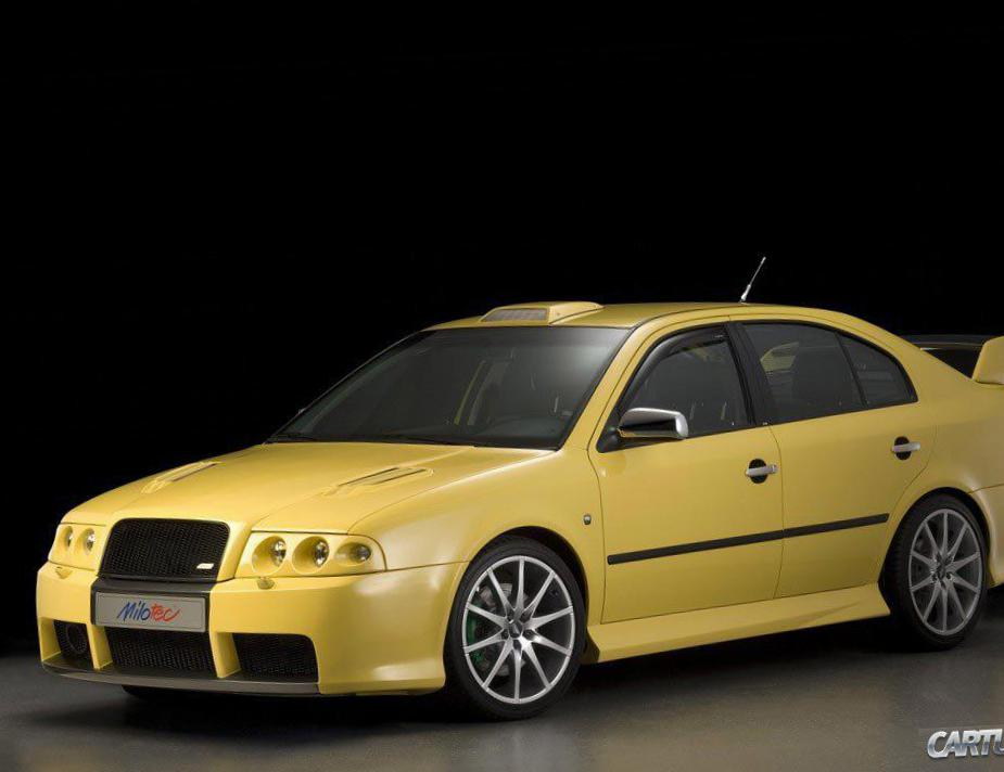 Skoda Octavia A5 RS approved wagon