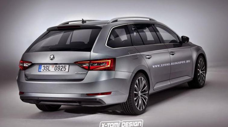 Superb Skoda approved 2014