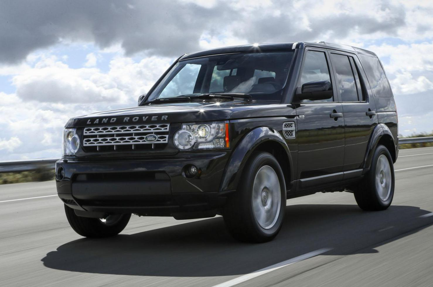 Discovery 4 Land Rover cost 2013