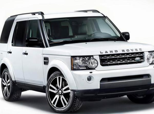 Discovery 4 Land Rover parts suv