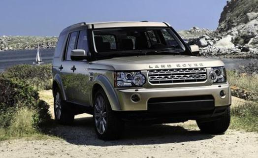 Discovery 4 Land Rover review hatchback