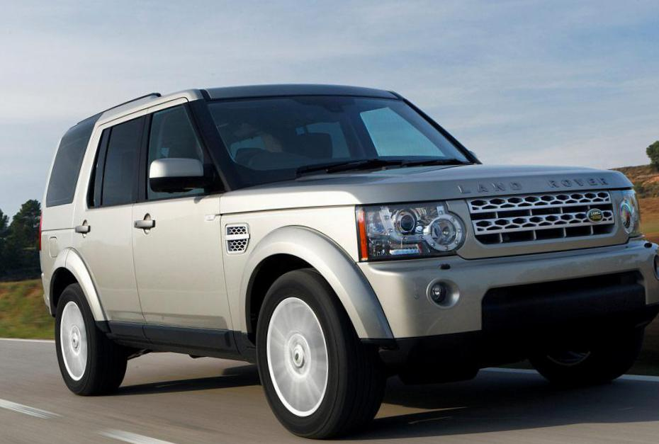 Discovery 4 Land Rover used sedan