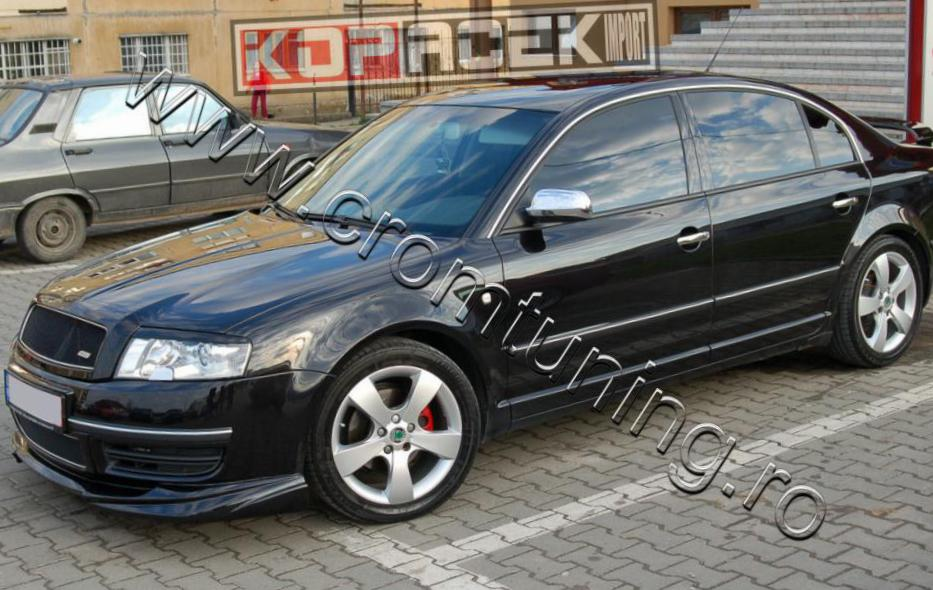 Skoda Superb Specifications suv