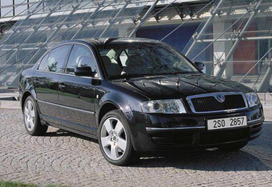 Superb Skoda price suv