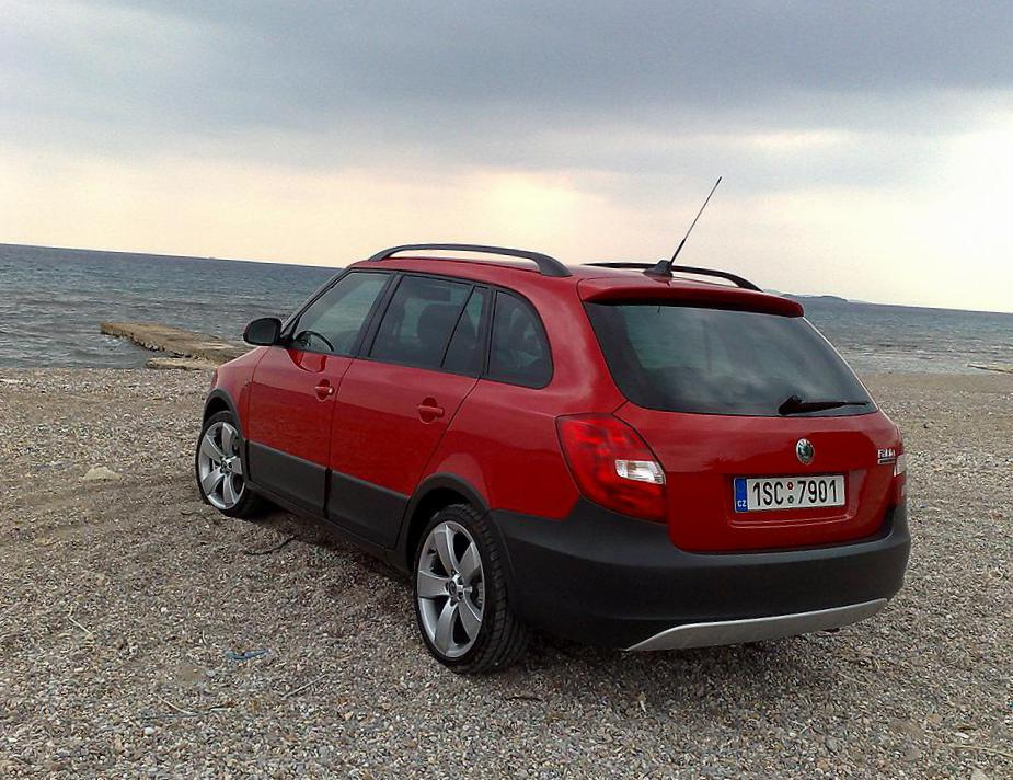 Roomster Skoda tuning 2015