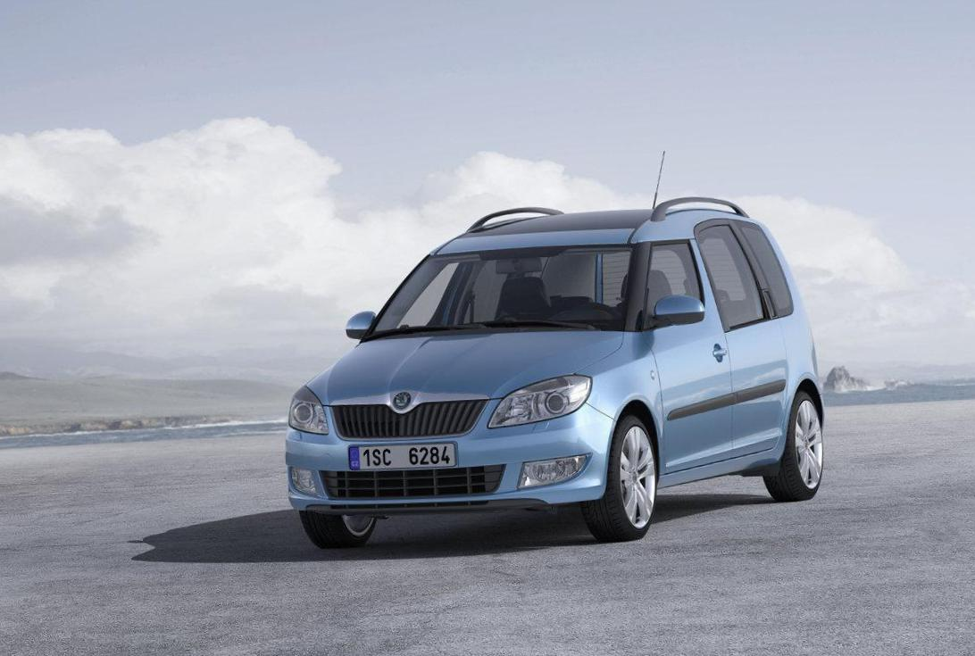 Skoda Roomster Photos And Specs Photo Roomster Skoda Usa And 23