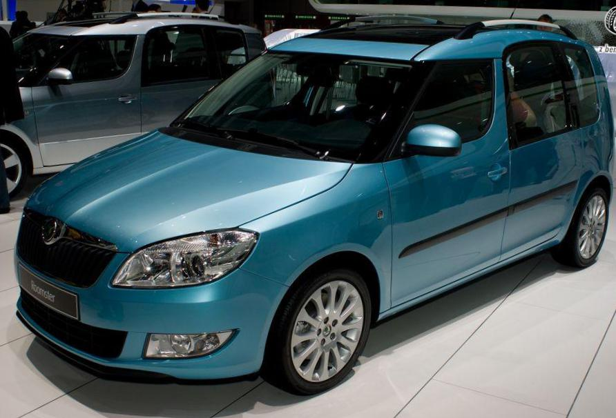 Skoda Roomster Scout new wagon
