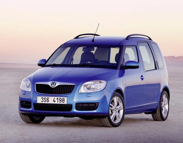 Roomster Skoda Specification 2011