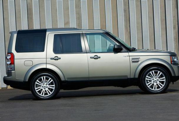 Discovery 4 Land Rover new sedan
