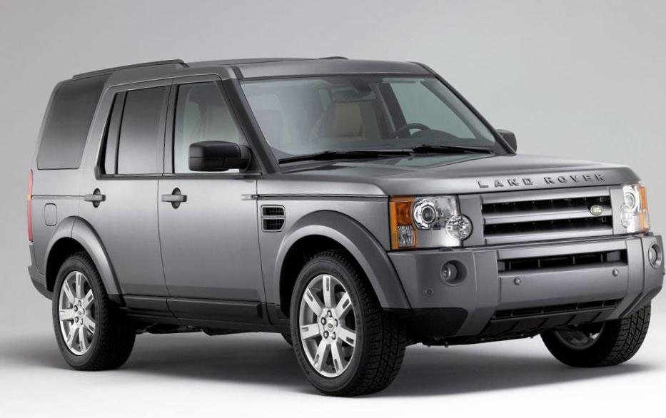 Land Rover Discovery 4 auto 2011