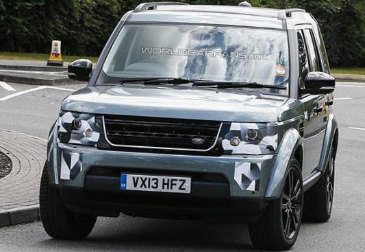 Land Rover Discovery 4 Photos And Specs Photo Land Rover Discovery