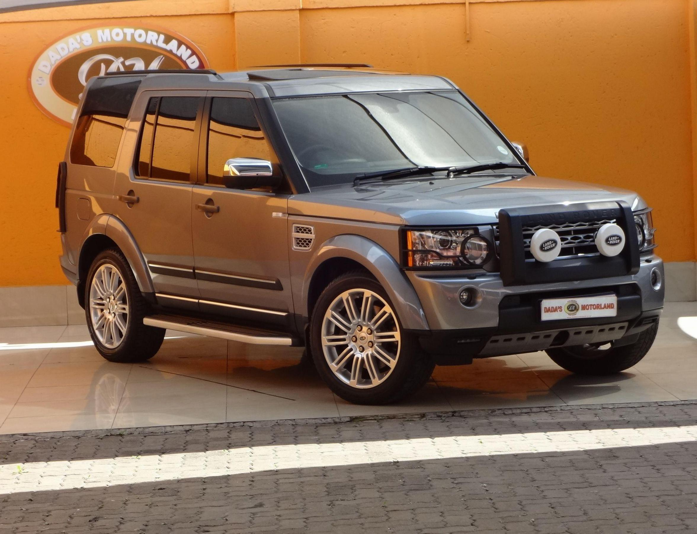 Land Rover Discovery 4 price suv