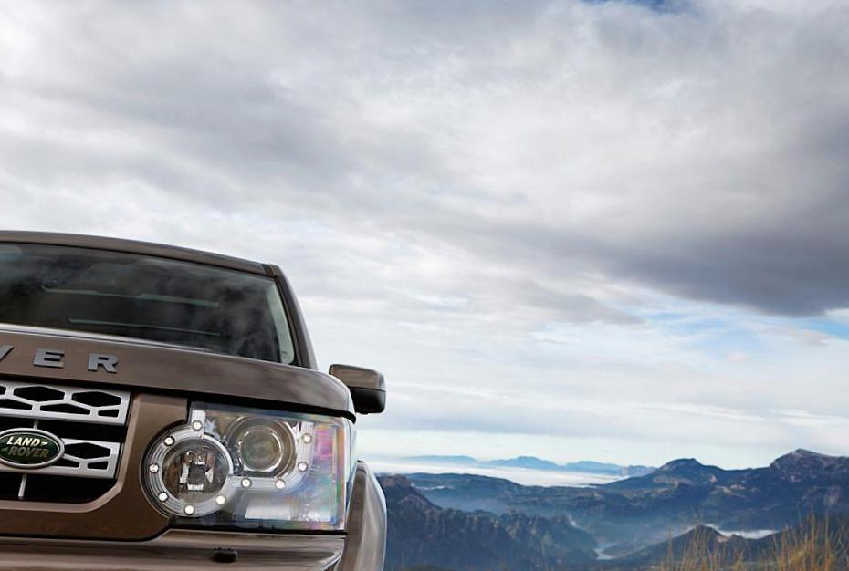 Land Rover Discovery 4 Specification 2012