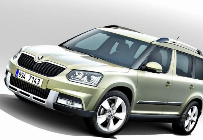 Yeti Skoda reviews 2011