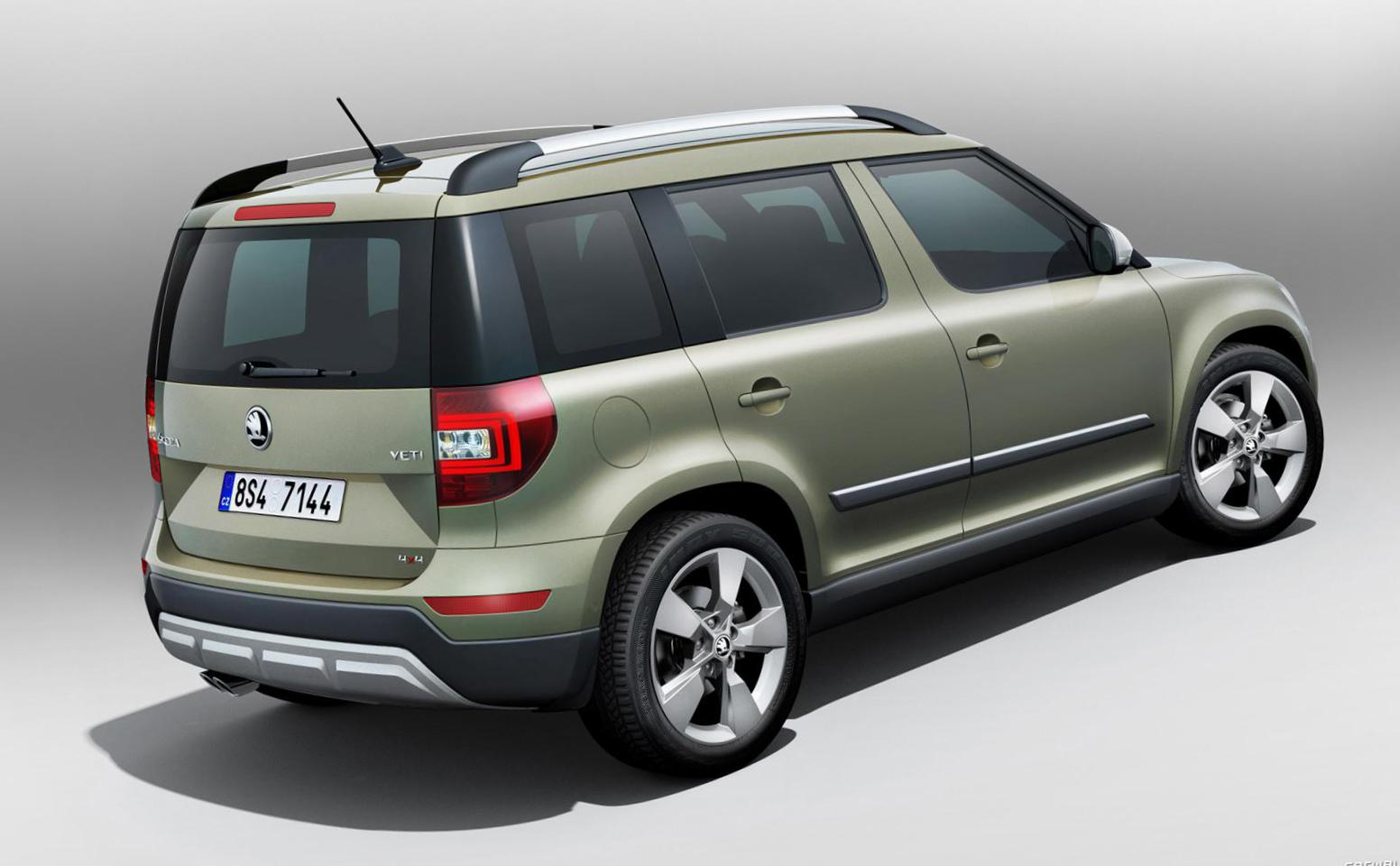 Skoda Yeti Outdoor price suv