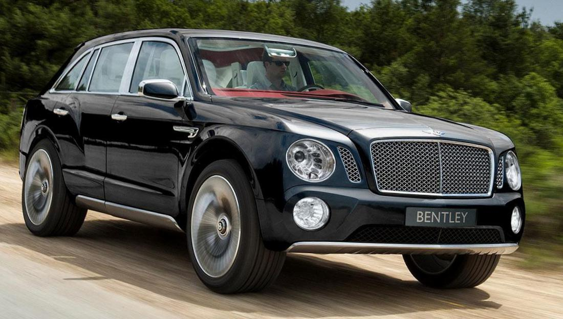 Bentayga Bentley approved 2009