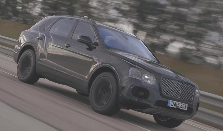 Bentley Bentayga tuning wagon
