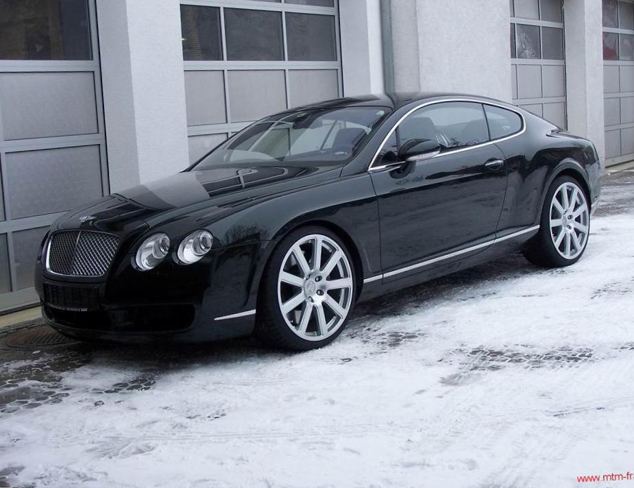 Bentley Continental GT concept 2010