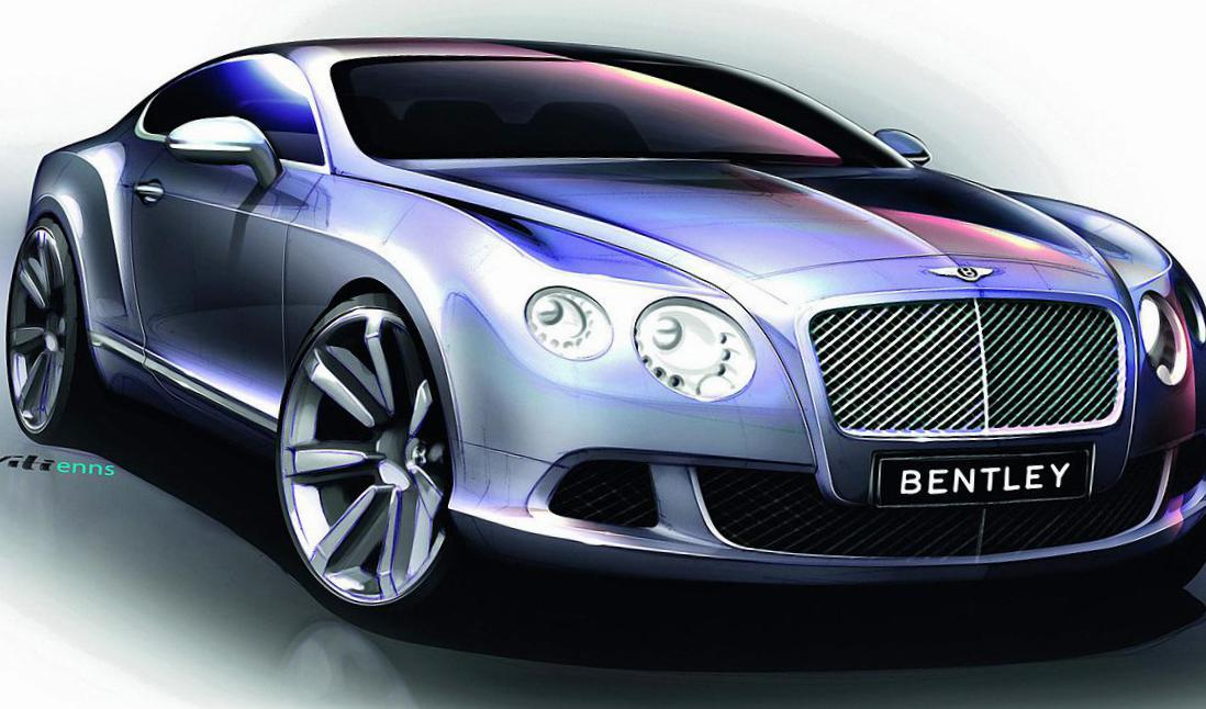 Bentley Continental GT Specification 2012