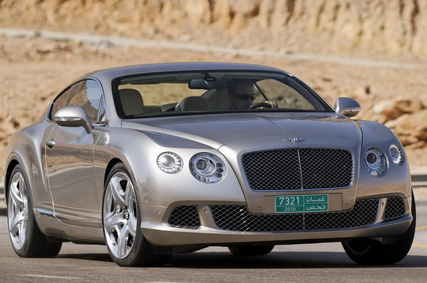 Continental GT Bentley models suv