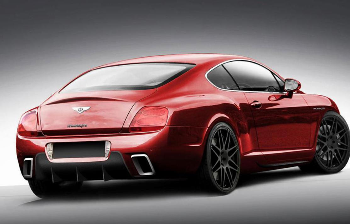 Continental GT Bentley new suv