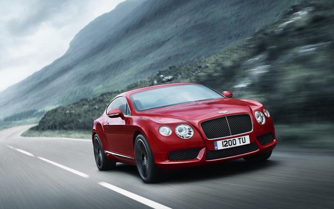Bentley Continental GT V8 price 2006