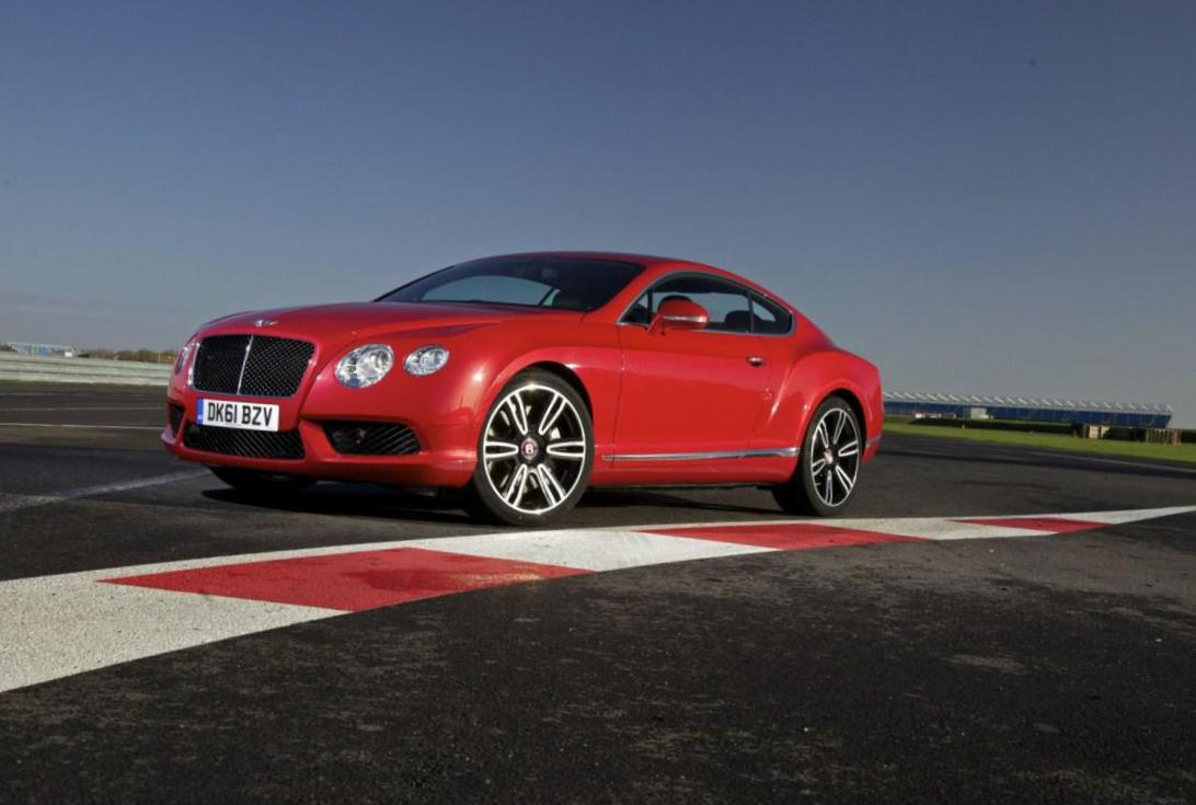 Bentley Continental GT V8 Specifications 2014