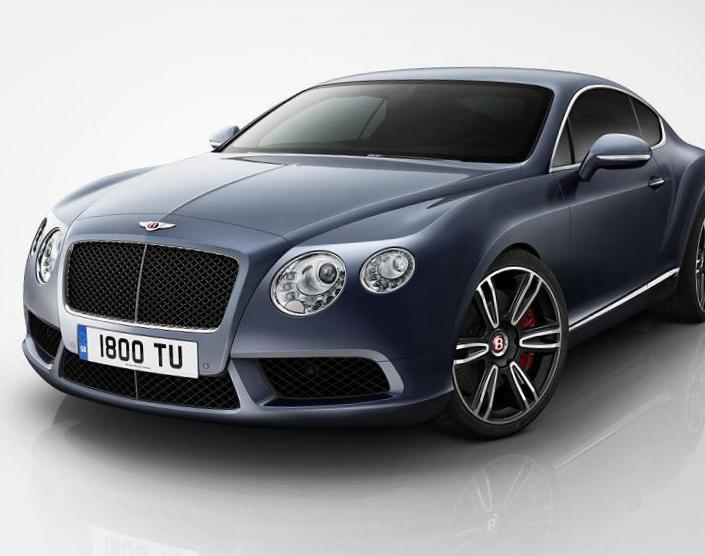 Continental GT V8 Bentley auto wagon