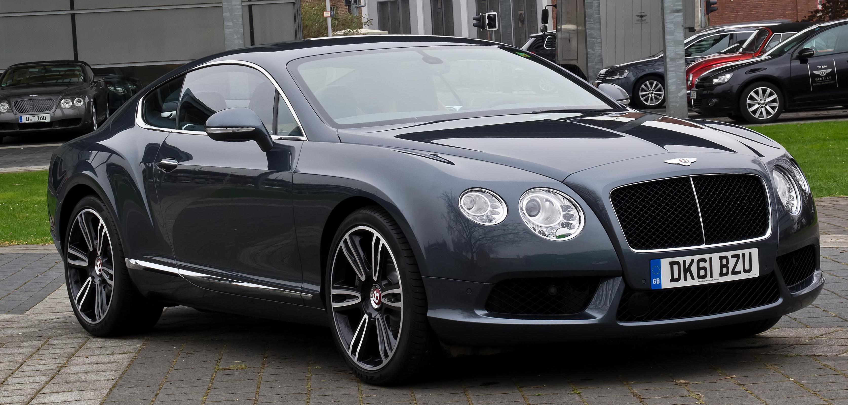Continental GT V8 Bentley sale 2006