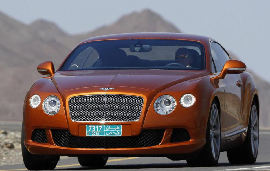 Bentley Continental Gt Photos And Specs Photo Bentley Continental