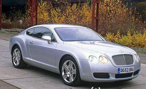 Bentley Continental GT price wagon