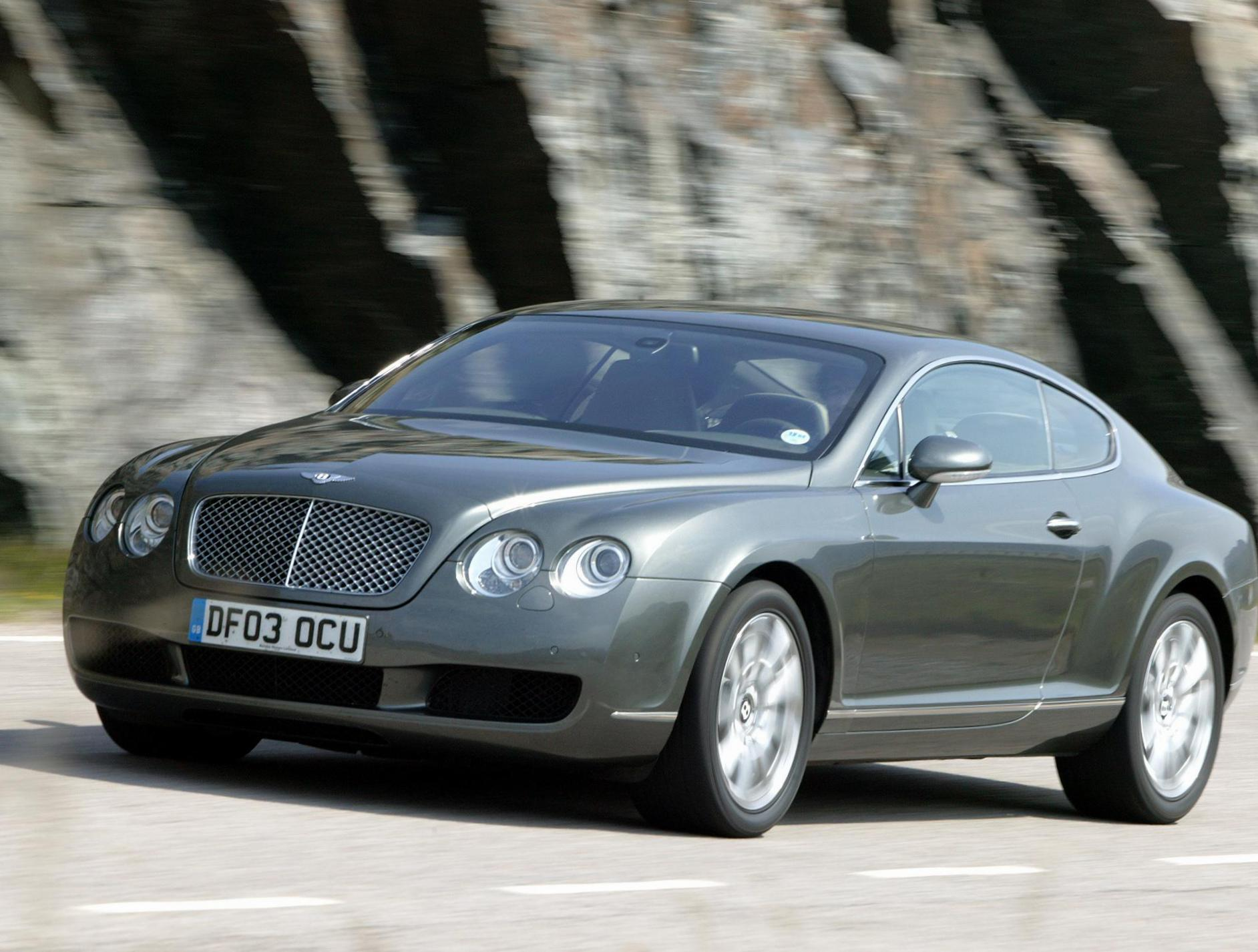 Continental GT Bentley sale coupe