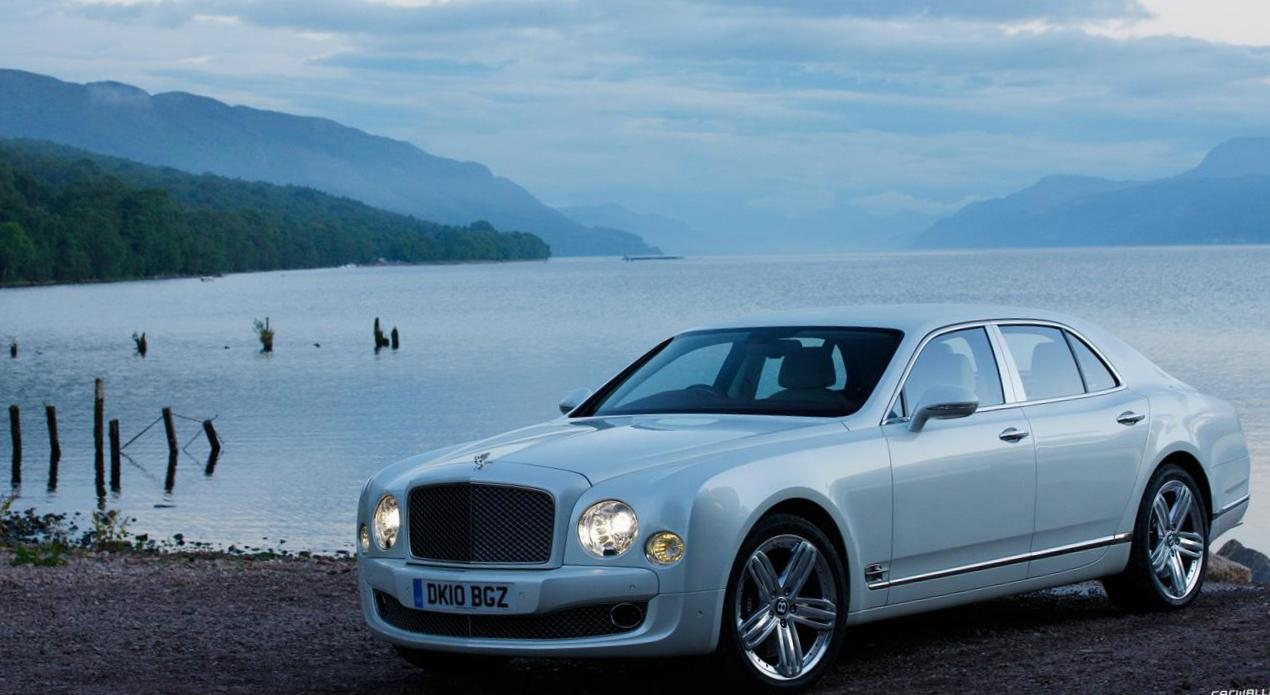 Bentley Mulsanne for sale 2012