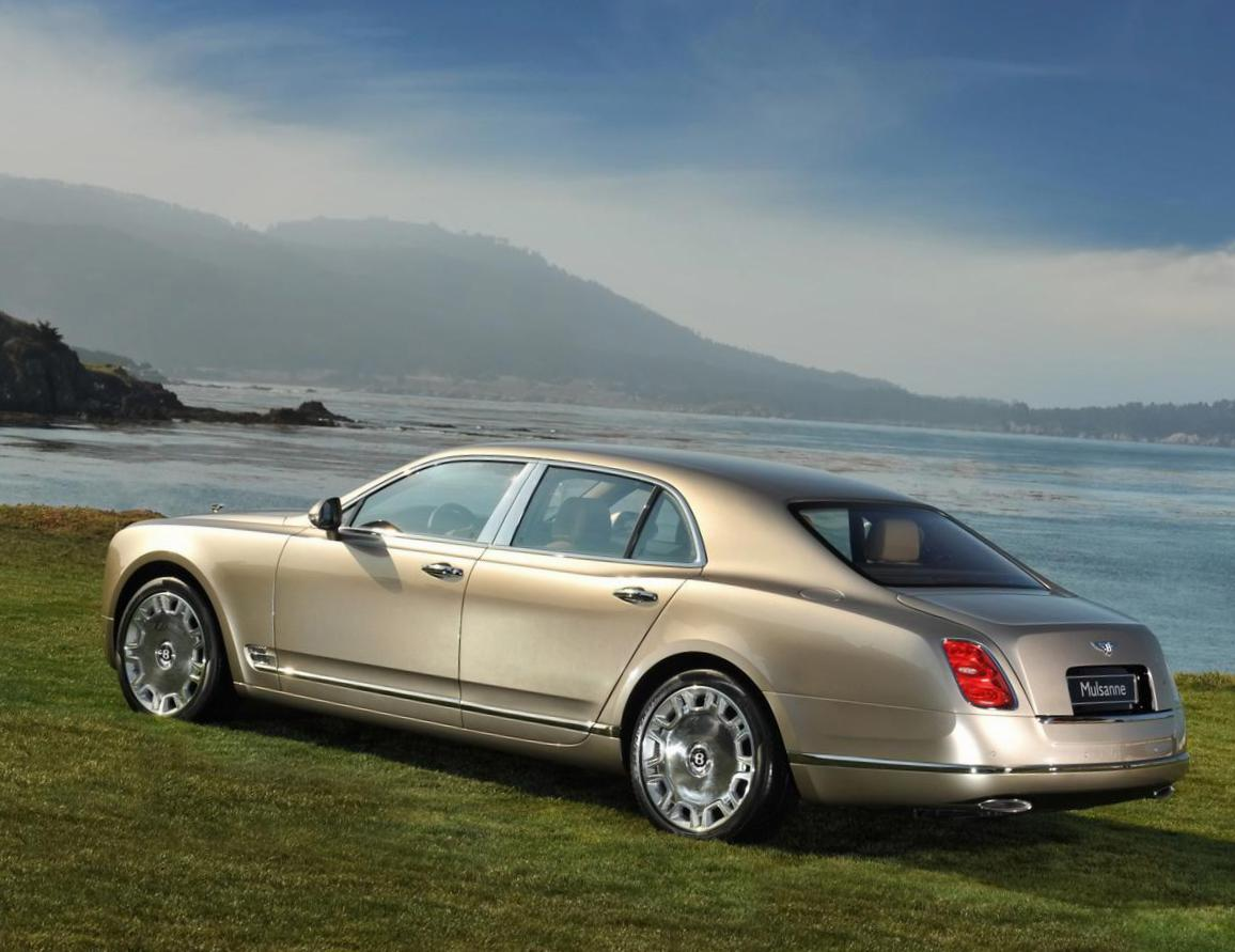 Bentley Mulsanne models suv