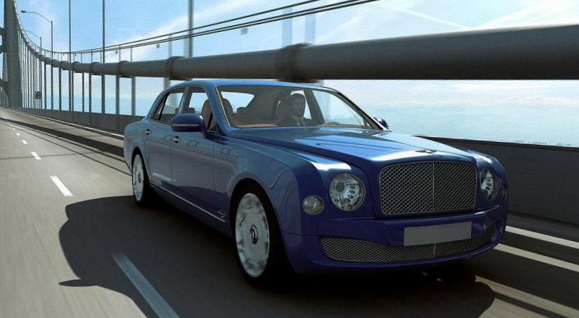 Bentley Mulsanne reviews wagon