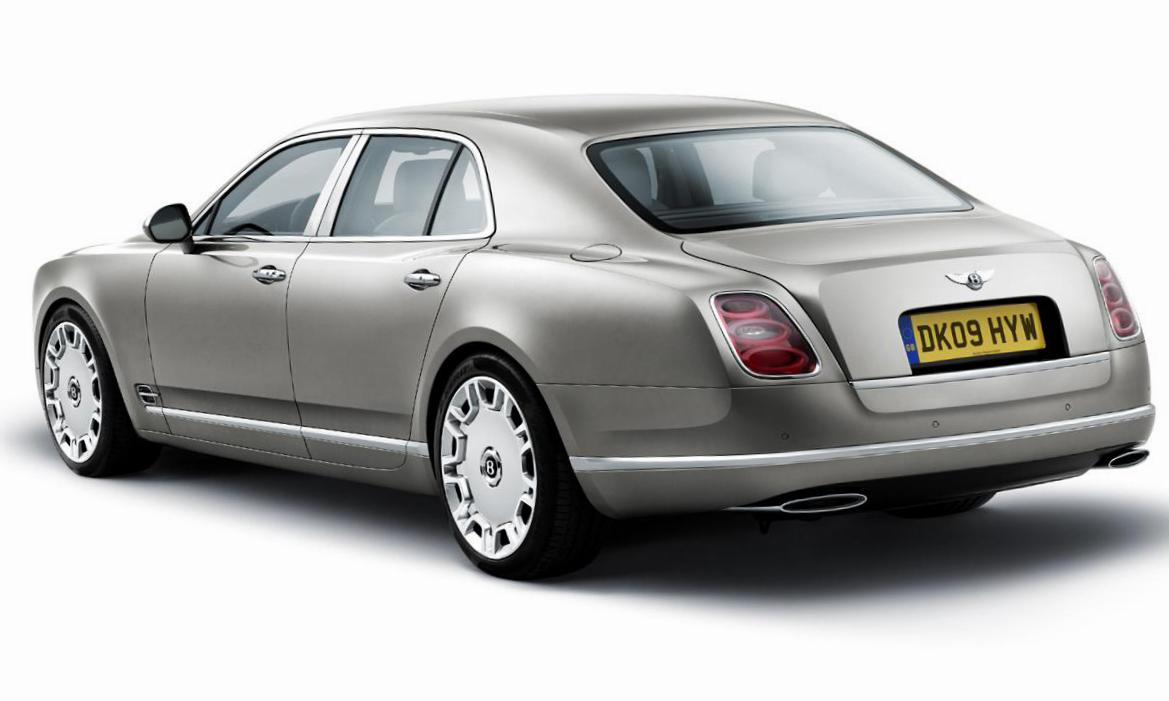 Bentley Mulsanne Specifications minivan