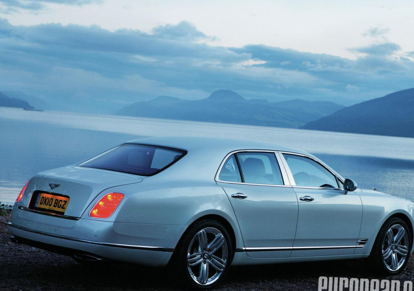 Mulsanne Bentley parts hatchback