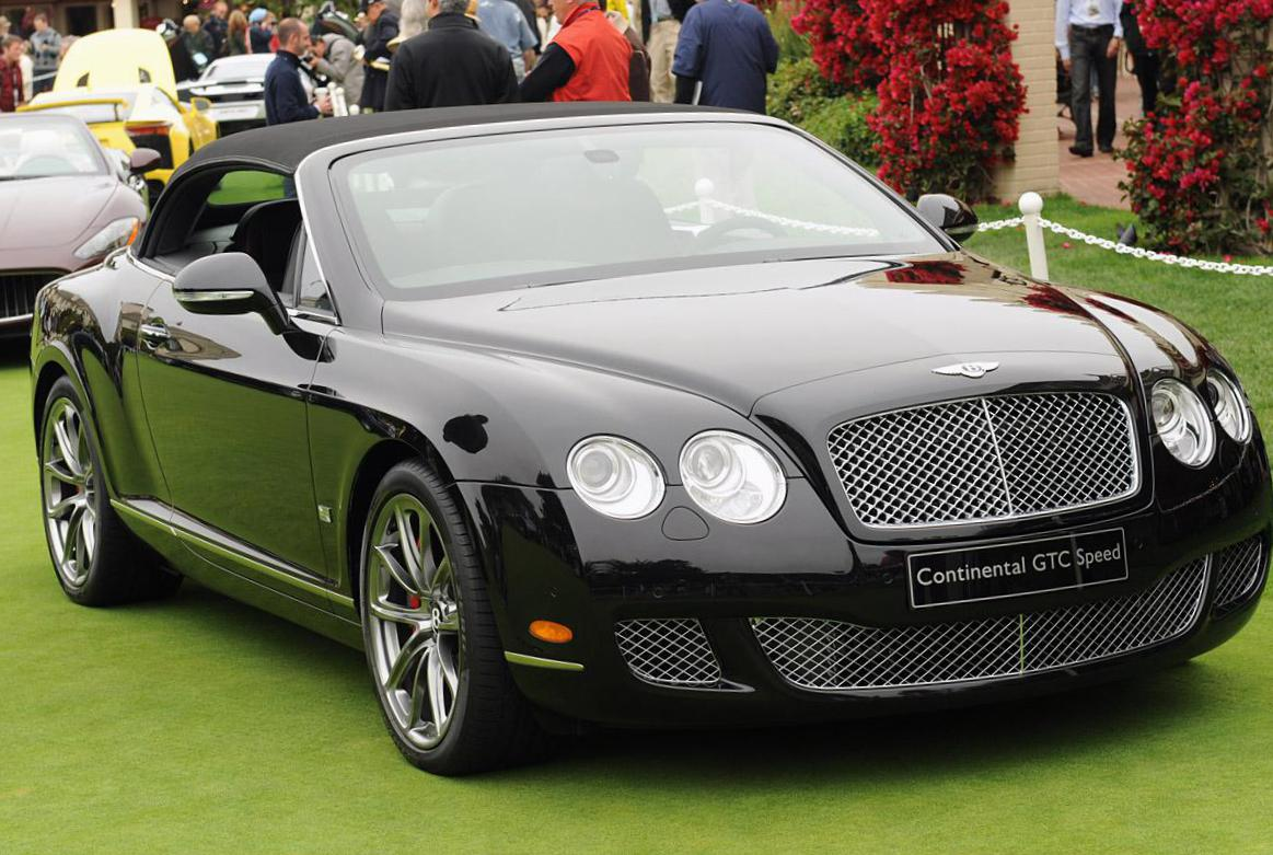 Bentley Continental GTC sale hatchback