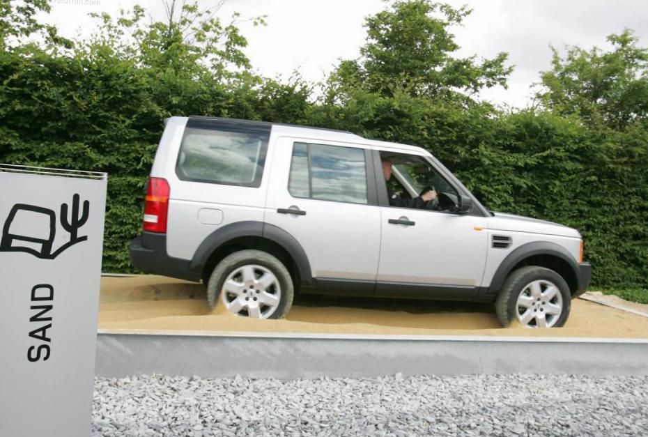 Discovery 3 Land Rover approved 2009