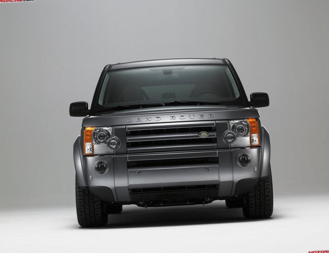 Land Rover Discovery 3 lease 2005