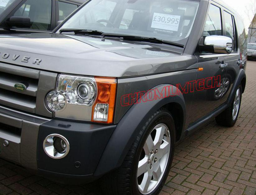 Land Rover Discovery 3 new 2012