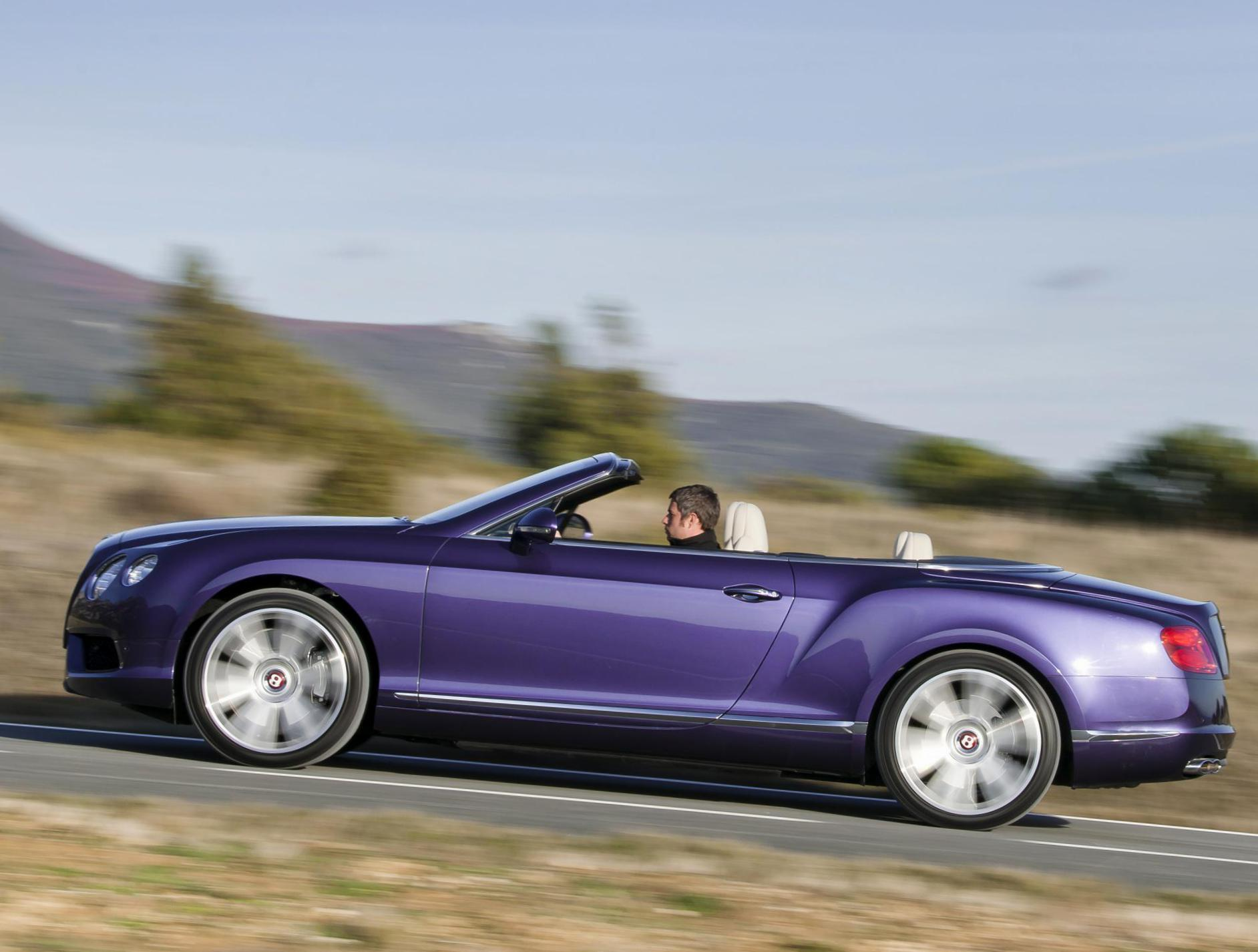 Bentley Continental GTC V8 how mach wagon