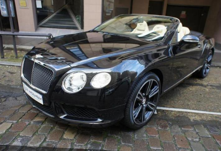 Bentley Continental GTC V8 Specifications cabriolet