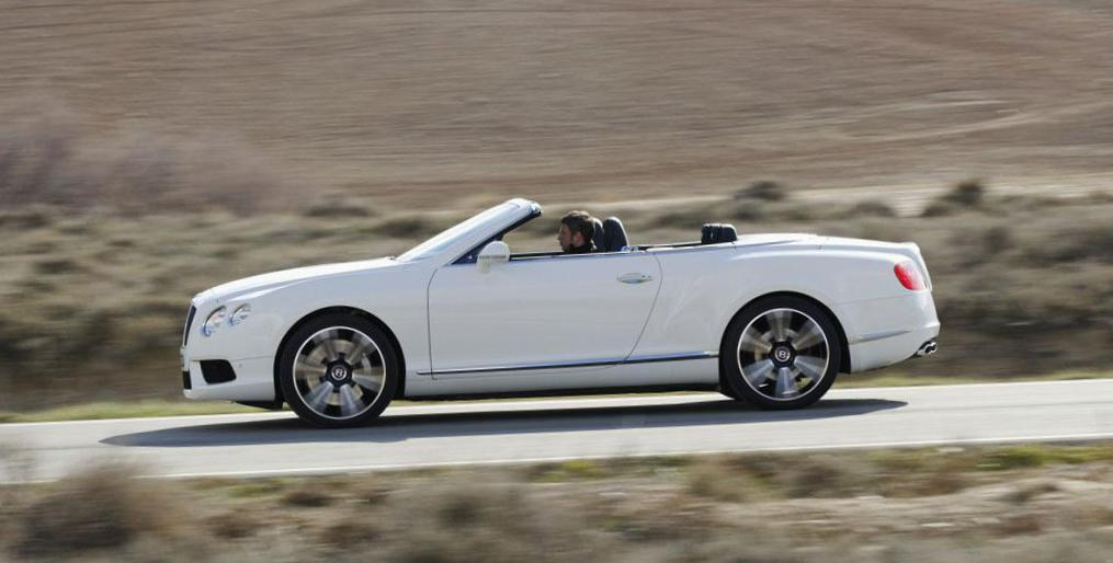 Bentley Continental GTC V8 used suv